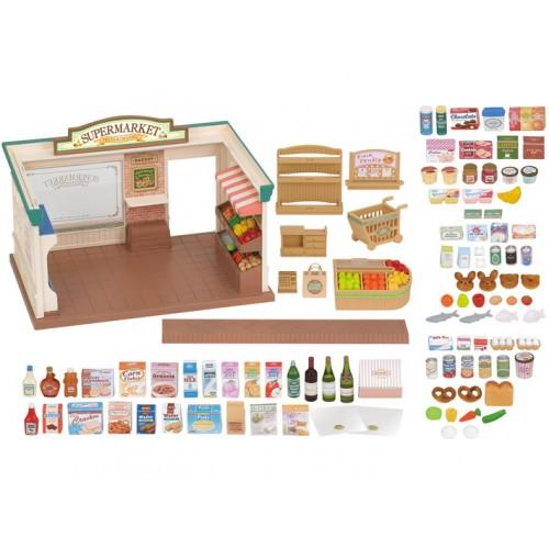 Sylvanian Families 5049 Supermarket per pupazzetti