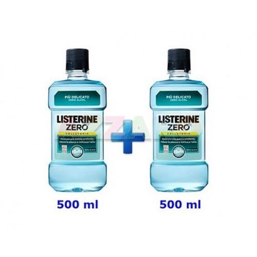 LISTERINE MTHWSH ZERO 500ML