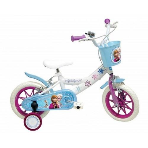 Mondo Bici Bicicletta per Bambina Taglia 16 Età 6-9 Anni