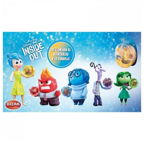Disney Pixar Inside out Personaggio Bing Bong Luci e Suoni