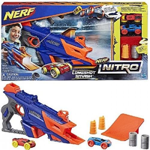 Nerf Nitro C0784EU4 Longshot Smash