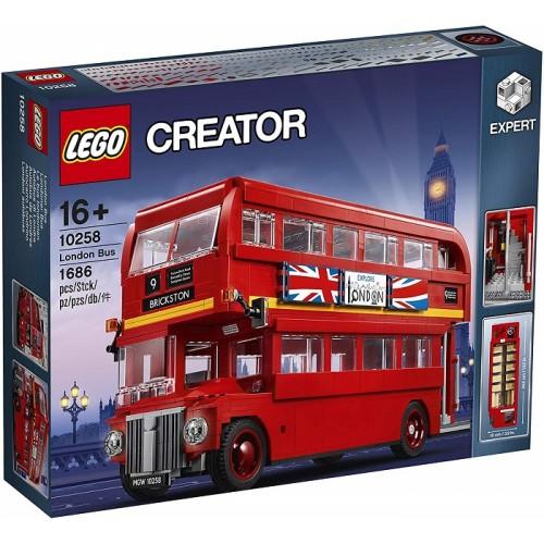 Lego 10258 Creator Autobus londinese