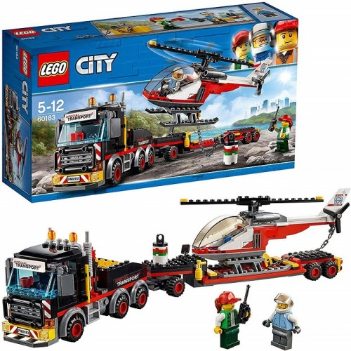 Lego 60183 City Trasportatore Carichi Pesanti