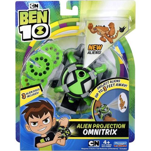 Giochi Preziosi Ben10 Omnitrix Orologio con Proiettore