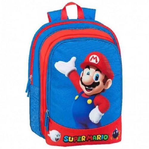 Mini Zaino Scuola Asilo Super Mario Bros
