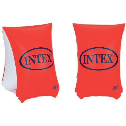 Intex Braccioli per Bambini Mare o Piscina Colore Arancio