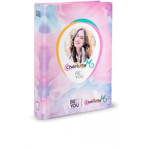 Giochi Preziosi Be You & Level Up Talent Charlotte Diario Agenda Formato Standard