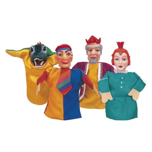Simba 104588490 - Set 4 Marionette