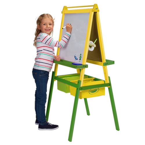 Crayola Tableau Bois Set Lavagna con gessi Per Bambini