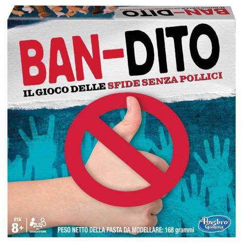 Hasbro C3380103 Ban Dito Gioco in Scatola