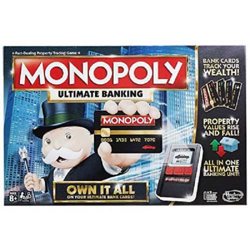 Hasbro B6677E42 Gaming Ultimate Banking