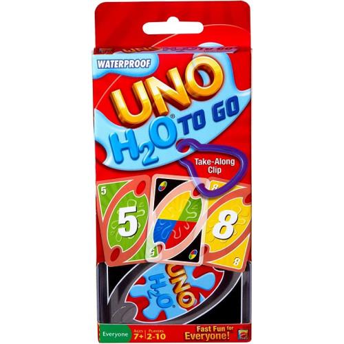 Mattel Uno P1703 Gioco H2O Gioco di Carte di Società