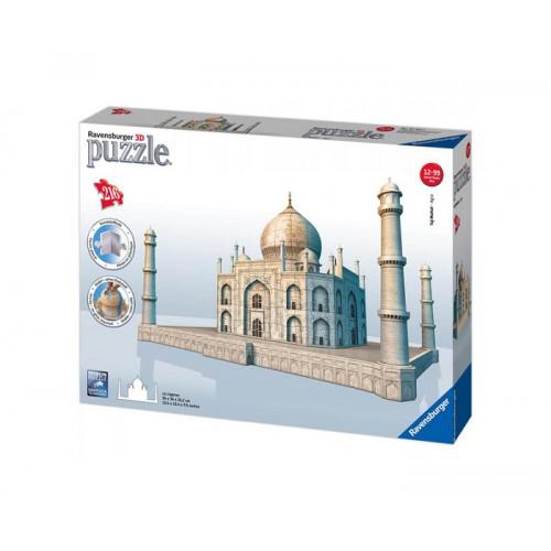 Ravensburger 125647 Puzzle 3D Taj Mahal 216 Pezzi