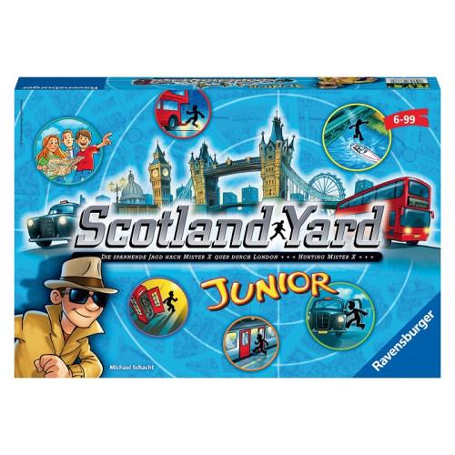 Ravensburger 22289 Gioco da Tavolo Scotland Yard Junior