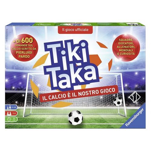 Ravensburger 26791 Tiki Taka Il Calcio Gioco di società