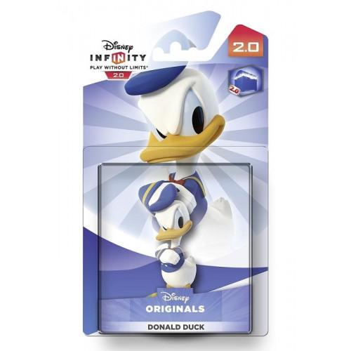 Infinity 2: Donald Duck personaggio 5 cm Paperino