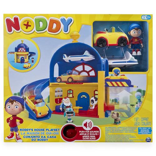 Noddy 6029048 - Casa Veicolo e Personaggio