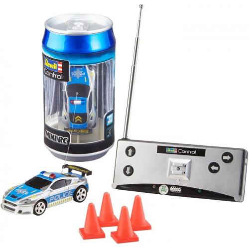 Revell Mini RC Piccola Auto della Polizia telecomandata