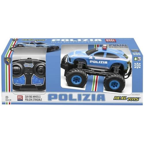 RE.EL Toys Auto 1:20 SUV Polizia