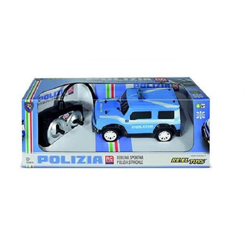 Re el toys Reel Toys: Fuoristrada Polizia Sc.1:26
